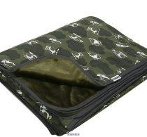 kétrétegű takaró #helikopter #zöld